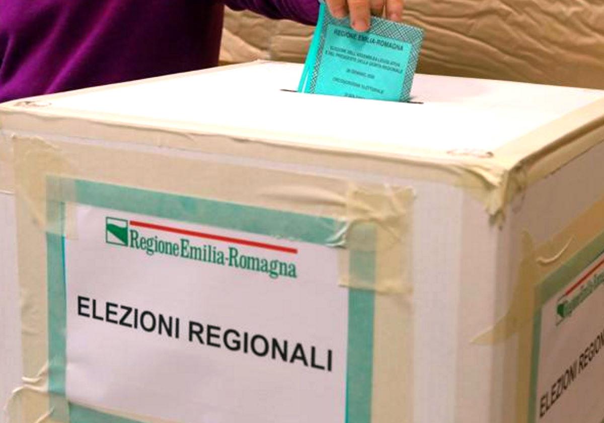 In Emilia Romagna stravince Bonaccini, Salvini e Borgonzoni straperdono