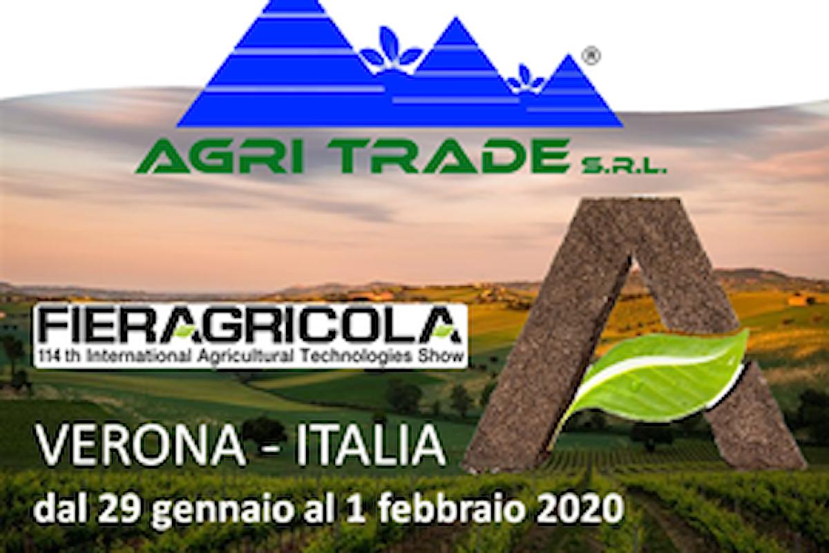 Agri Trade Srl partecipa alla 114°Fiera Internazionale dell'Agricoltura