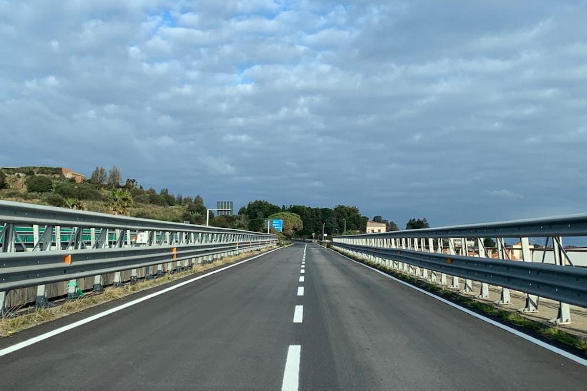 Messina, panoramica dello Stretto: inaugurato tratto stradale completamente riqualificato