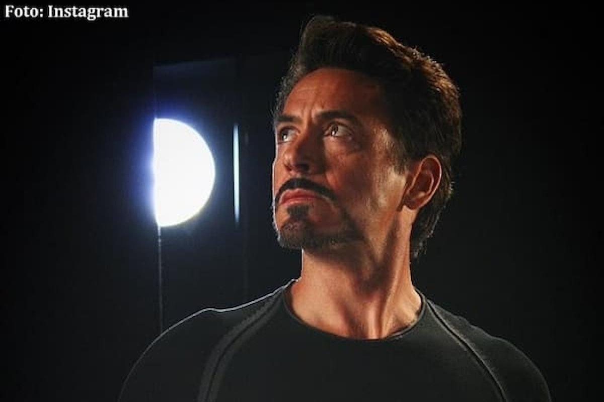 Robert Downey Jr. si è lasciato sfuggire la notizia di un possibile ritorno di Iron Man?