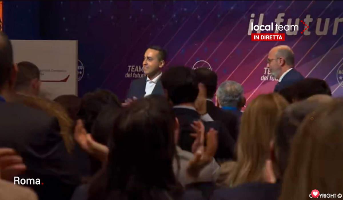 Di Maio si è dimesso da capo politico del Movimento 5 stelle