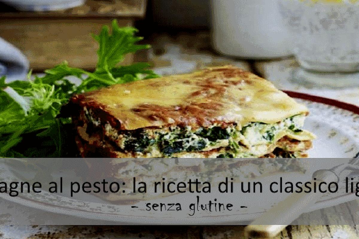 Lasagne al pesto (senza glutine): la ricetta semplice di un classico ligure