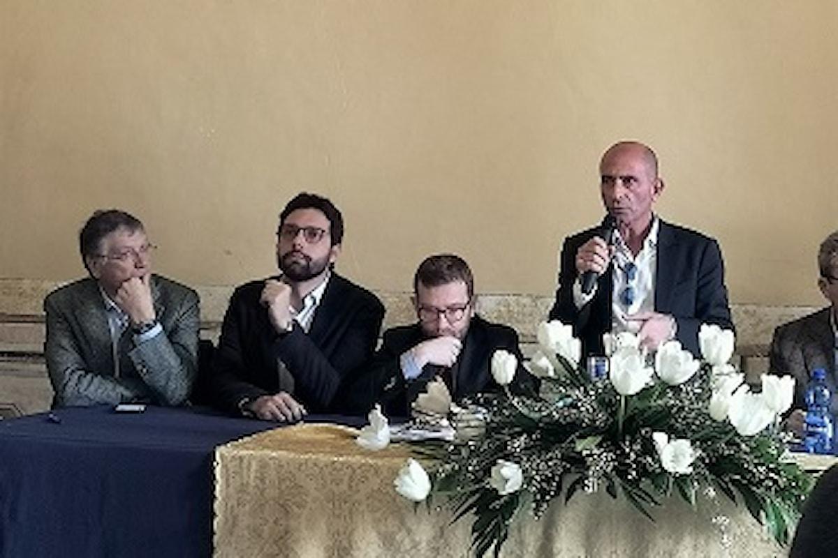 Milazzo (ME) – Incontro col Ministro Giuseppe Provenzano