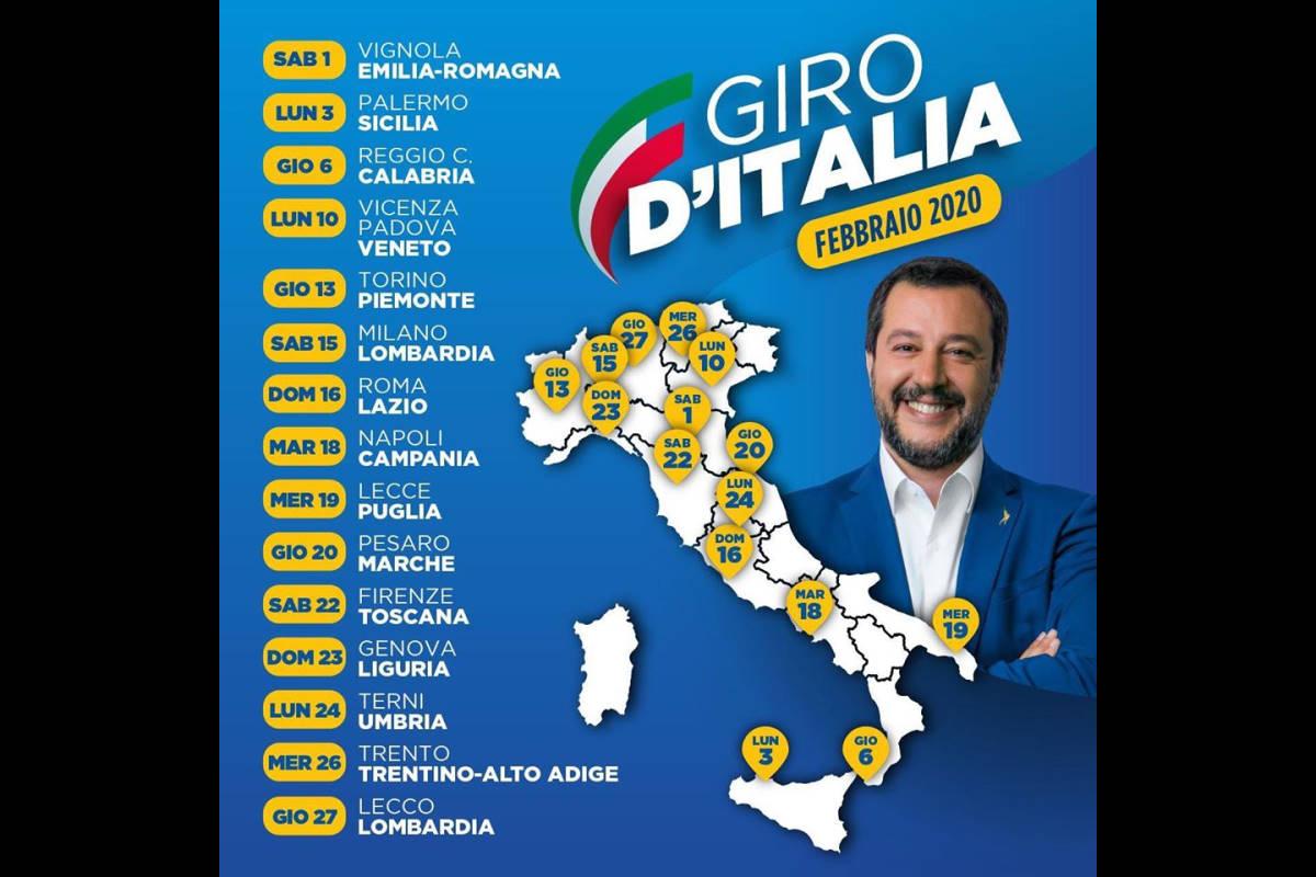 Adesso più che il Governo è Matteo Salvini a dover temere di cadere