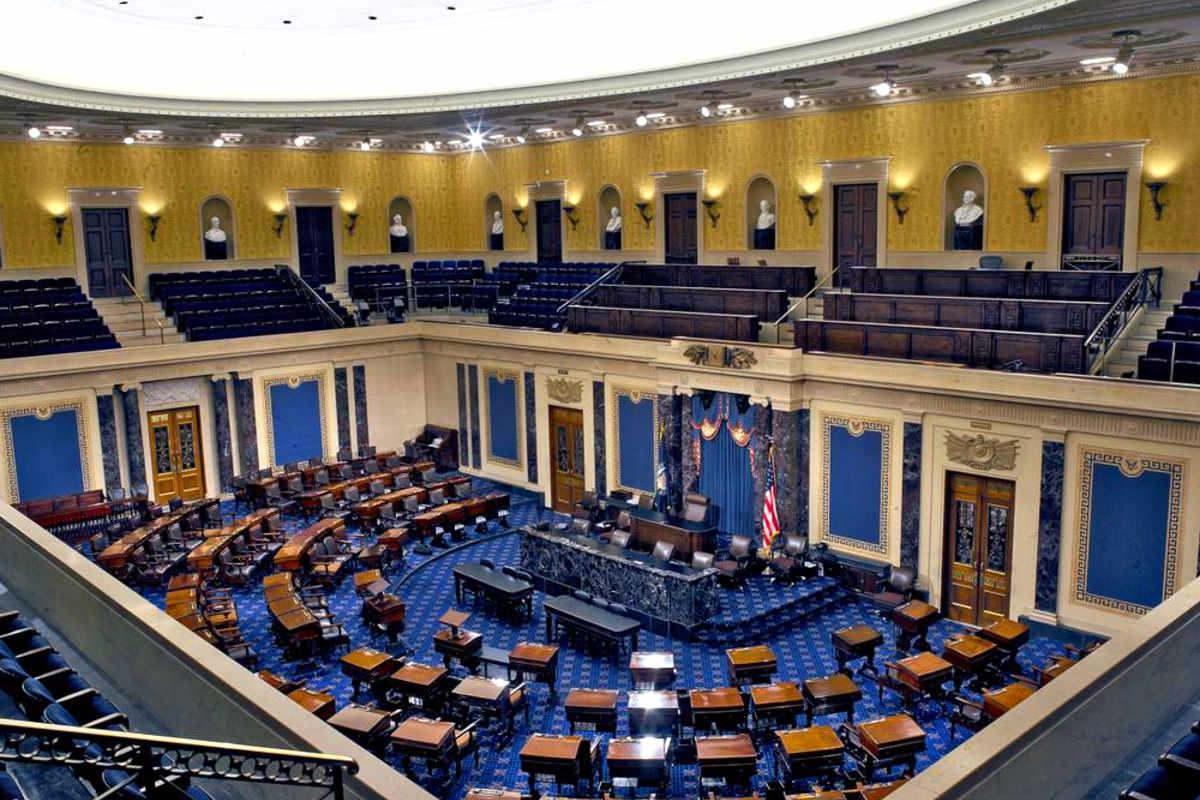 Previsto per mercoledì il voto al Senato sull'impeachment per Trump, ma l'esito si conosce già