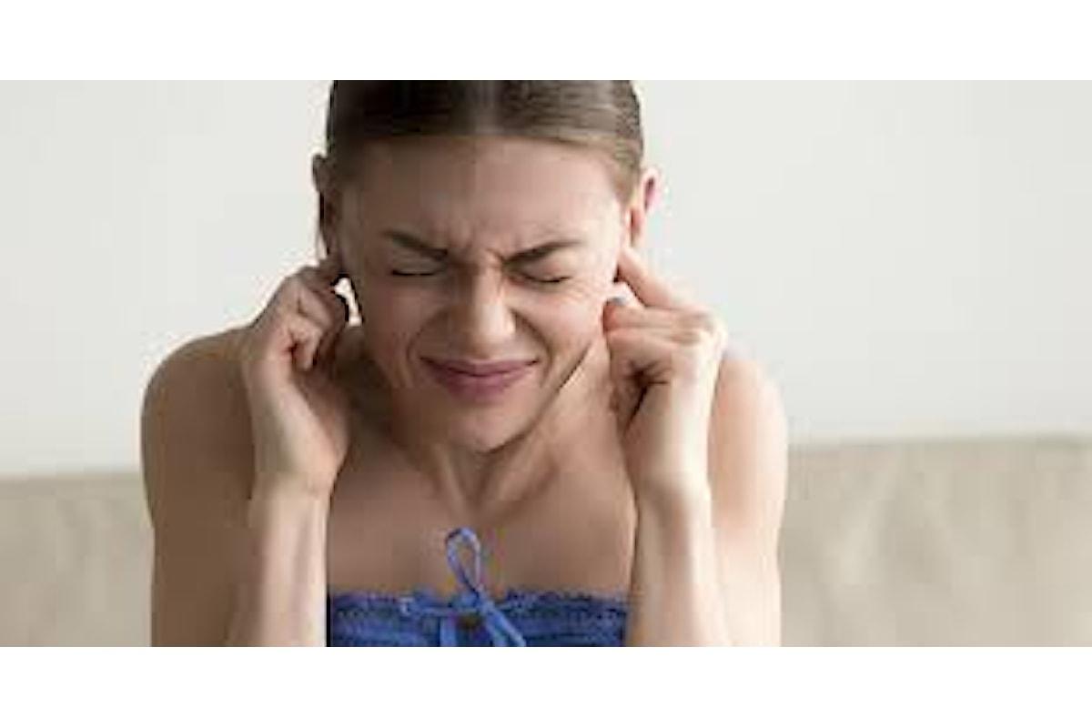 Gli acufeni... quel fastidioso fischio nell'orecchio