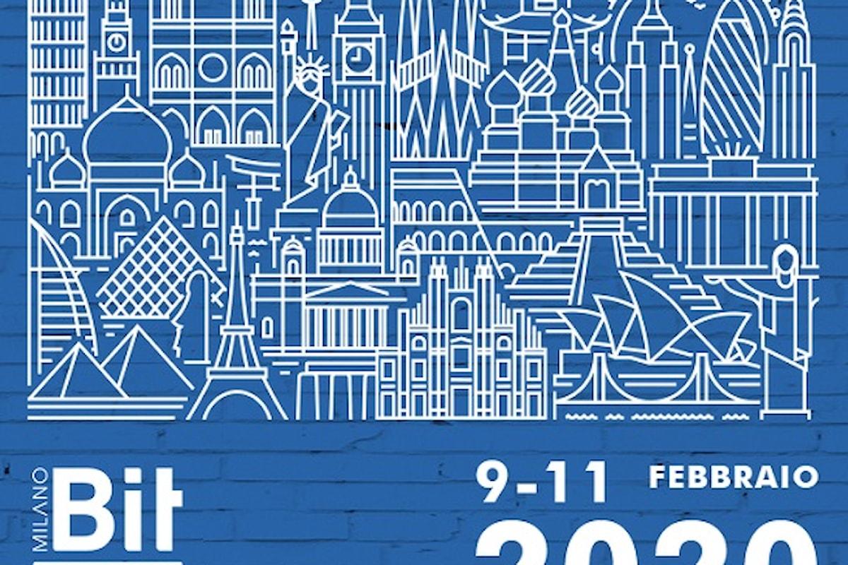 Città di Milazzo alla BIT di Milano dal 9 all'11 Febbraio