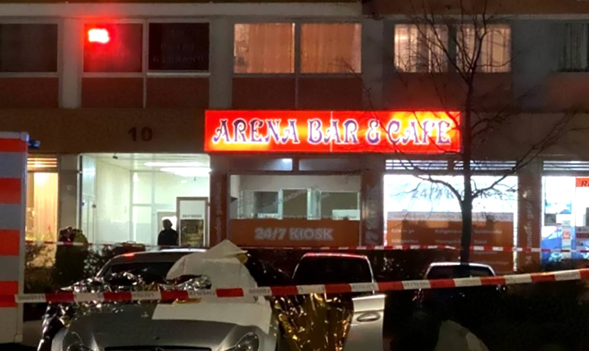 Germania, un estremista di destra compie una strage in due shisha bar di Hanau