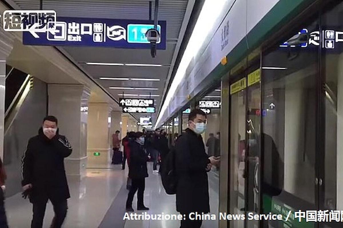 Coronavirus, primo caso in Africa mentre Pechino ordina la quarantena a chiunque ritorni in città