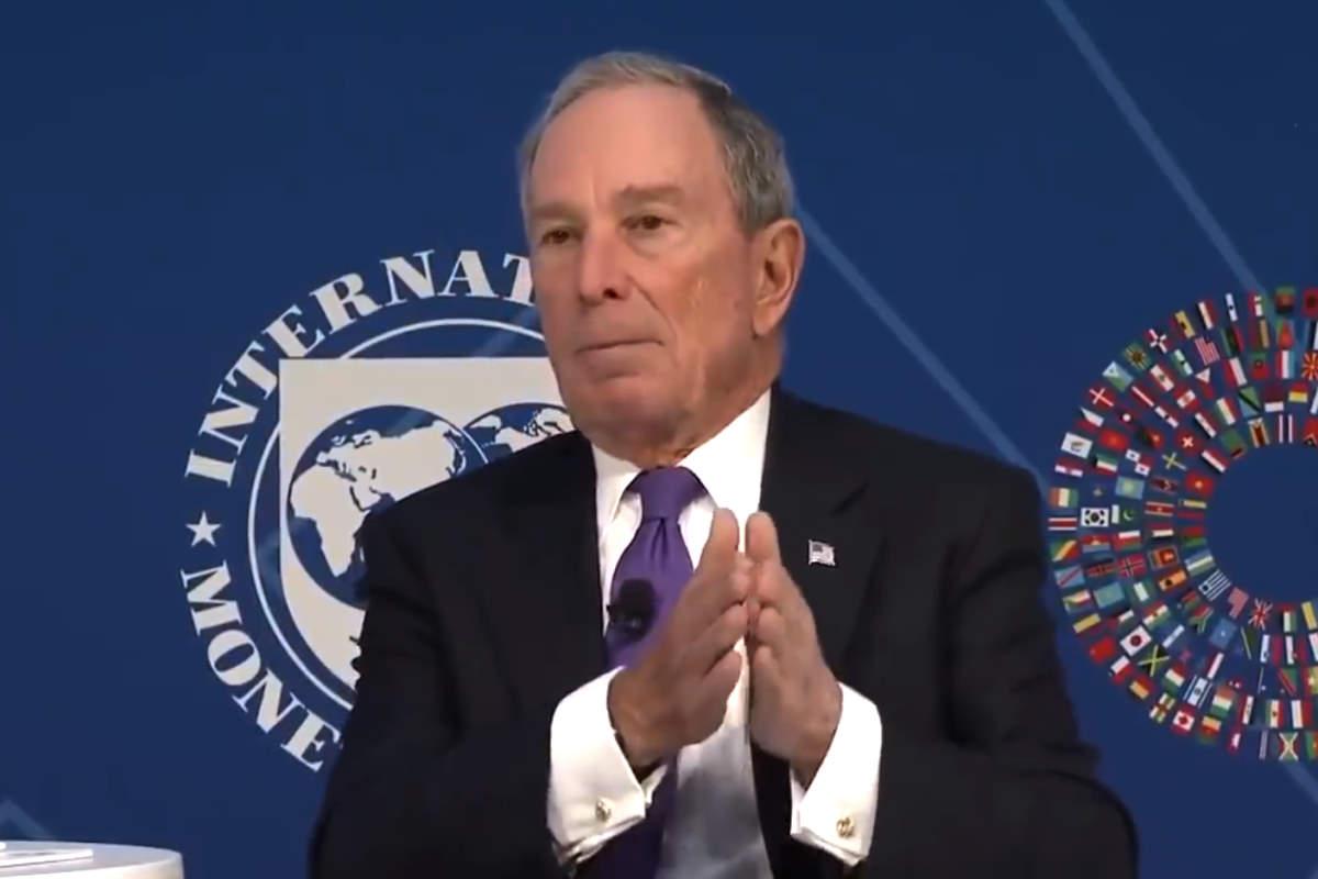 L'audio razzista di Mike Bloomberg, candidato per i democratici alle presidenziali 2020