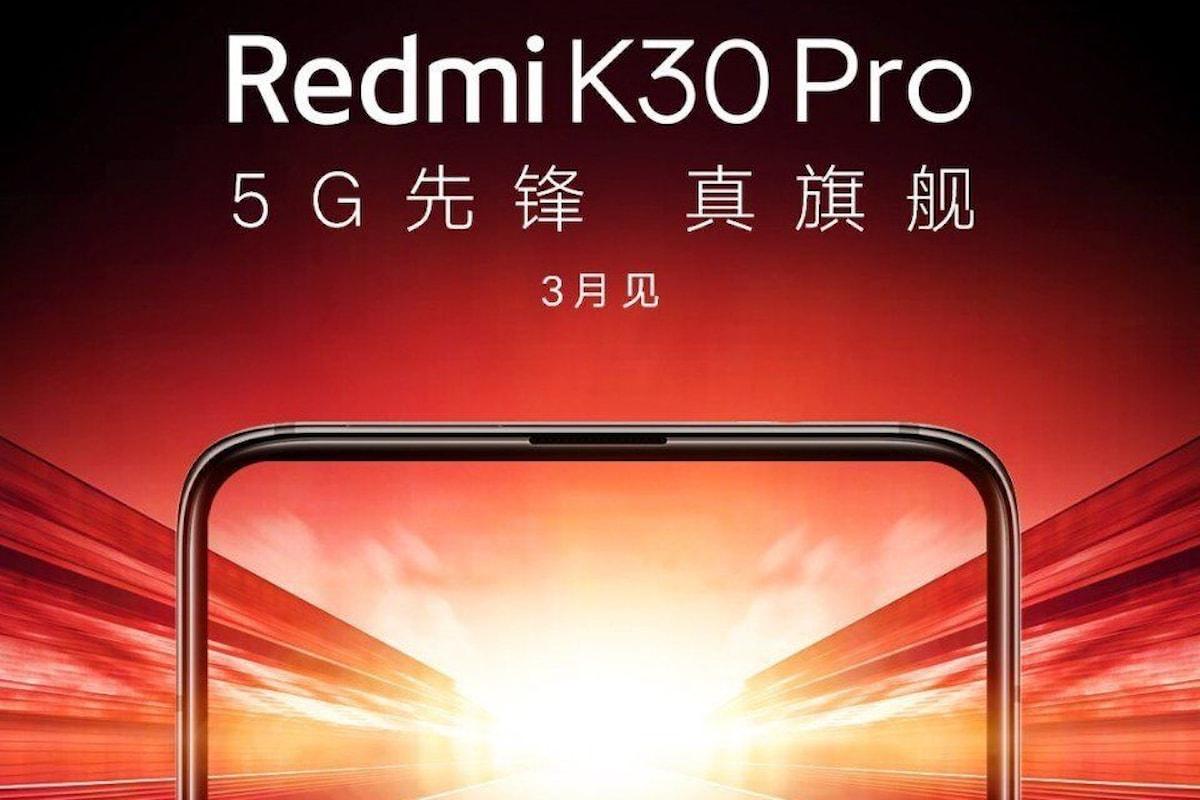 Ecco delle foto reali che mostrano il Redmi K30 Pro: uno smartphone top di gamma che costerà poco
