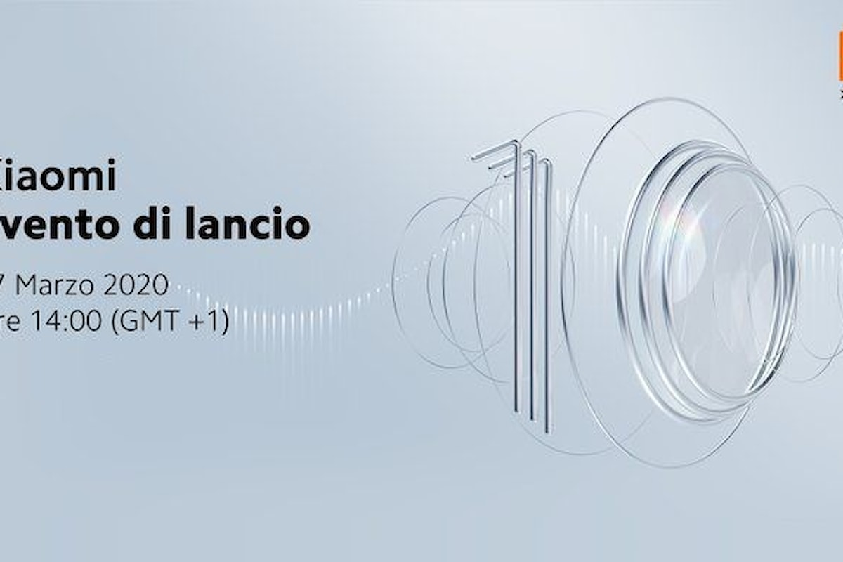 Xiaomi Mi 10 e Mi 10 Pro lanciati a livello globale (quindi anche in Italia): l'evento in diretta