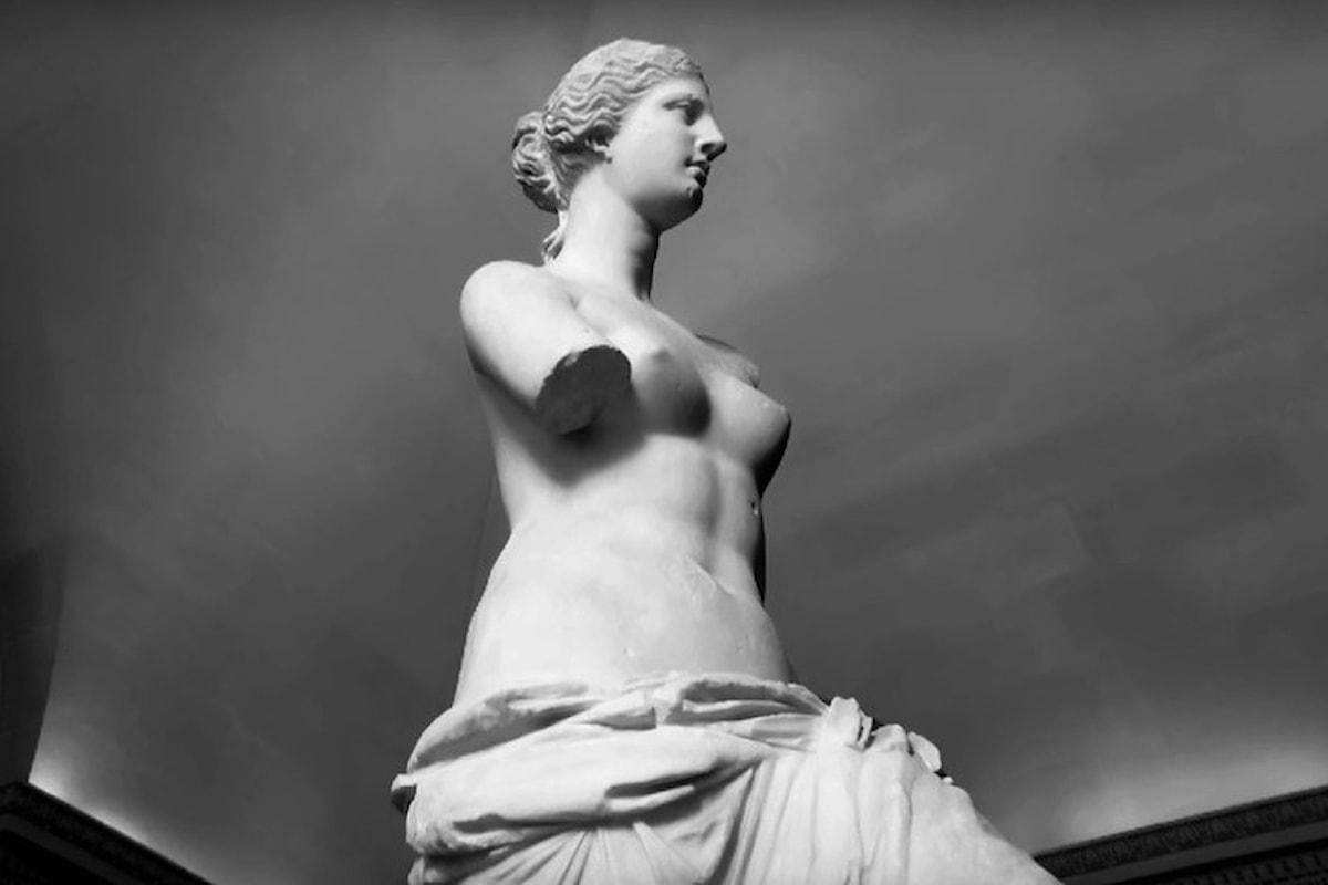 Che cosa è successo alle braccia della Venere di Milo?