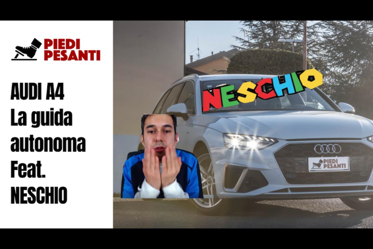 Audi A4 S-Line vs Neschio: chi la spunterà?