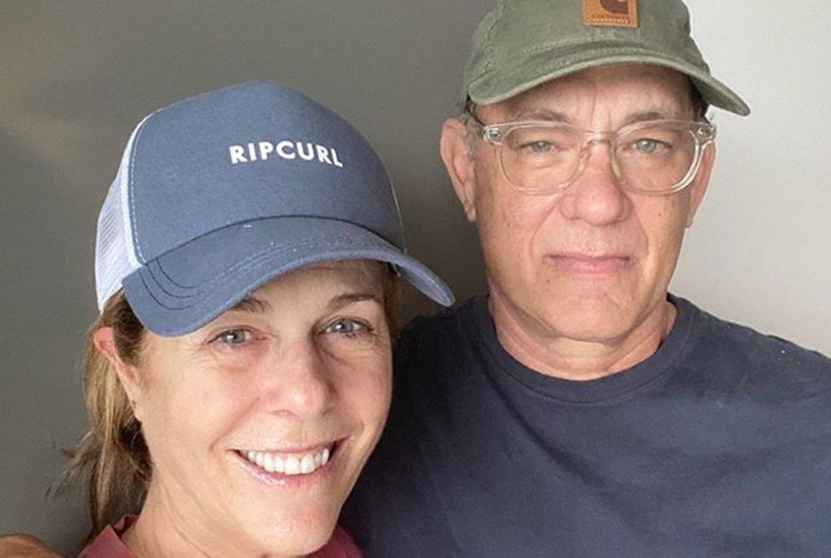 Tom Hanks sui social: Siamo in isolamento quindi non diffondiamo il coronavirus