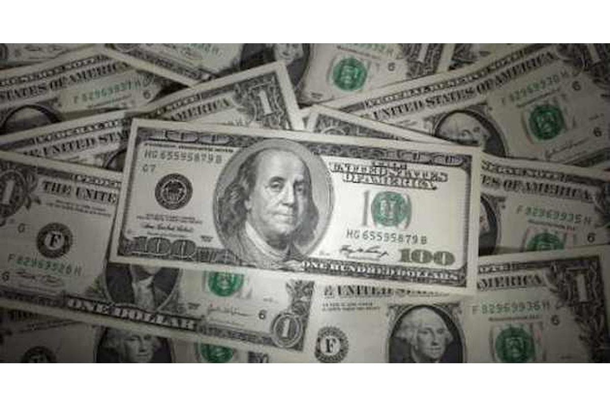 Valute, il dollaro prova a rialzarsi dopo un lunedì nerissimo