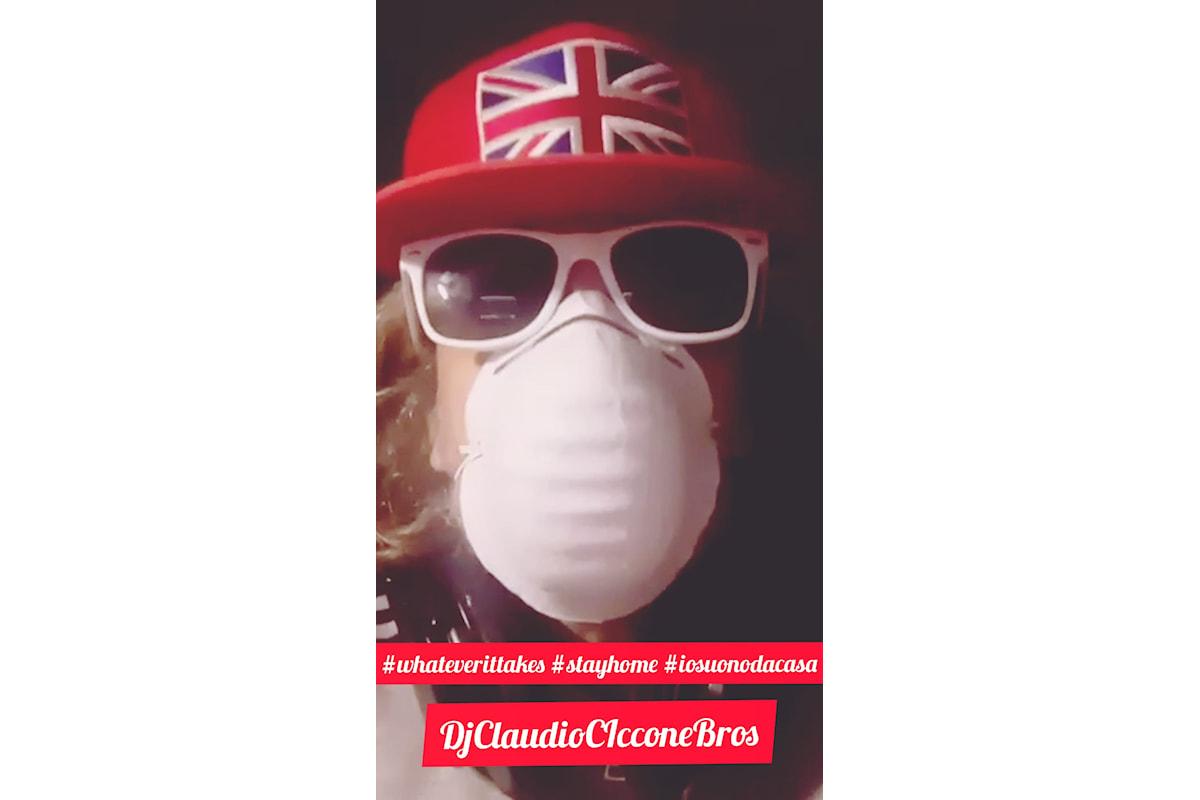 Dj Claudio Ciccone Bros. Musica in Streaming #anti #coronavirus #covid19