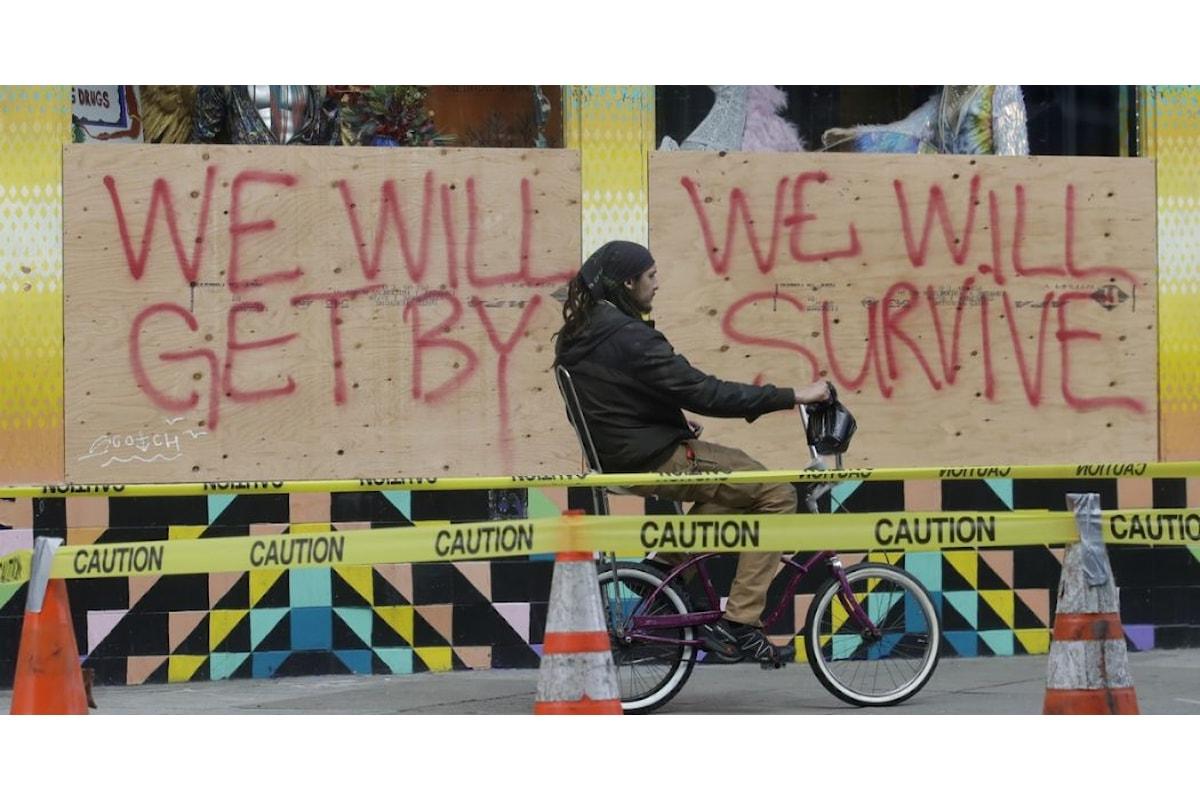New York chiude per virus. Negli Usa tutti a casa tranne lavoratori essenziali