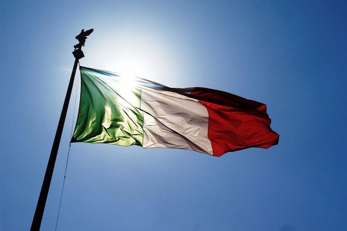 Coronavirus: Toscano (Vox Italia), tricolore alle finestre come segno di orgoglio nazionale