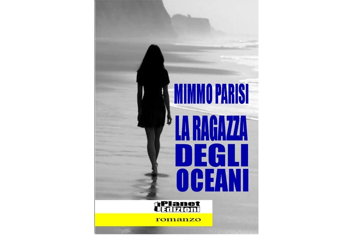 La ragazza degli oceani, libro di Mimmo Parisi