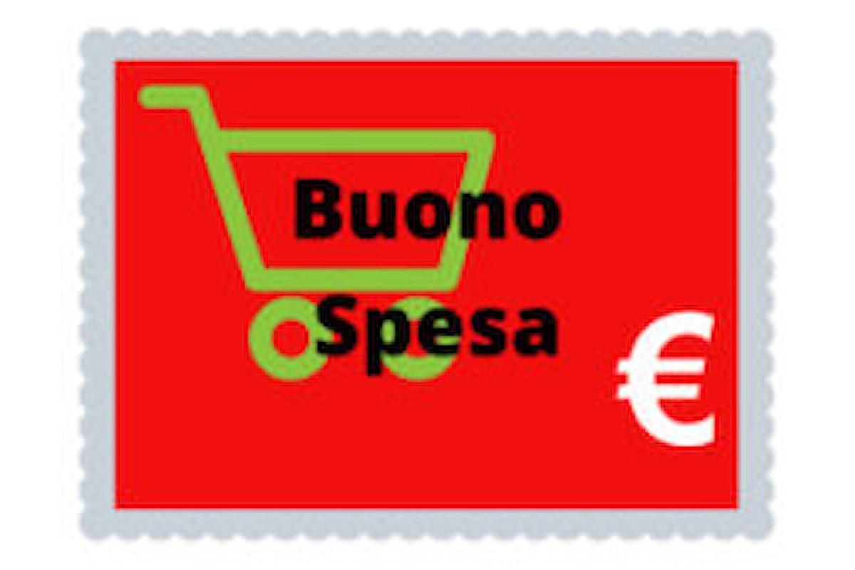 Milazzo (ME) - Nuovo bando per buoni spesa alle famiglie indigenti