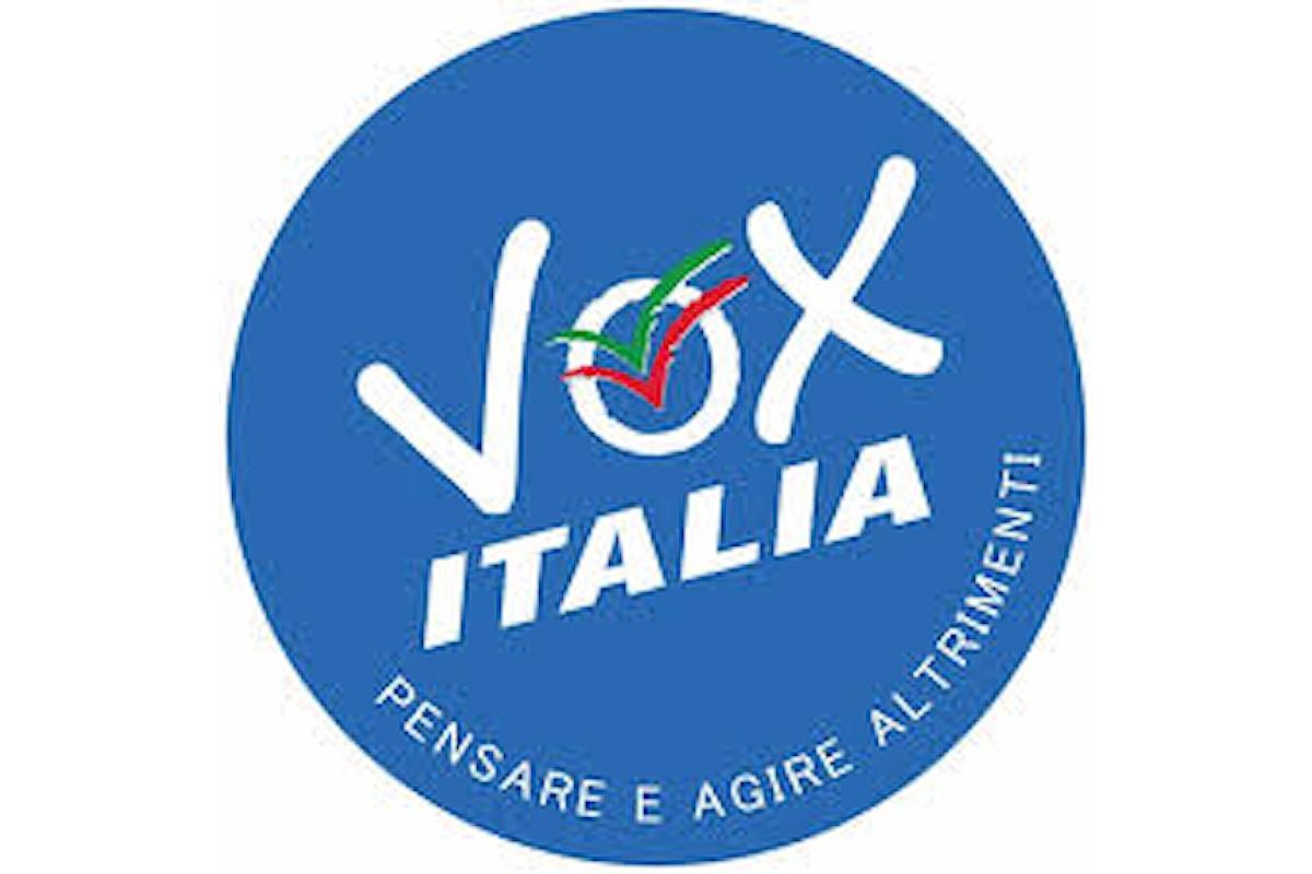 Politica: l'ex sottosegretario Zoccano aderisce a Vox Italia