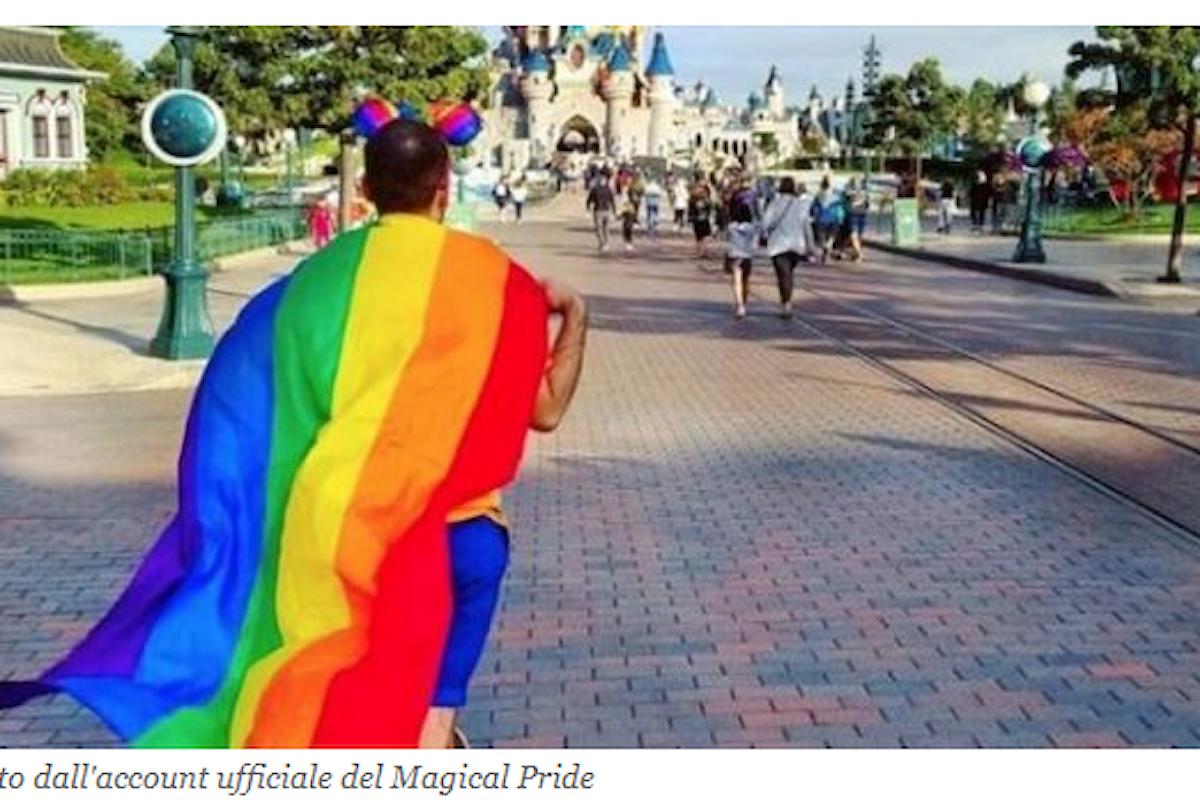 Disneyland Paris, rinviato al 2021 il secondo Magical Pride
