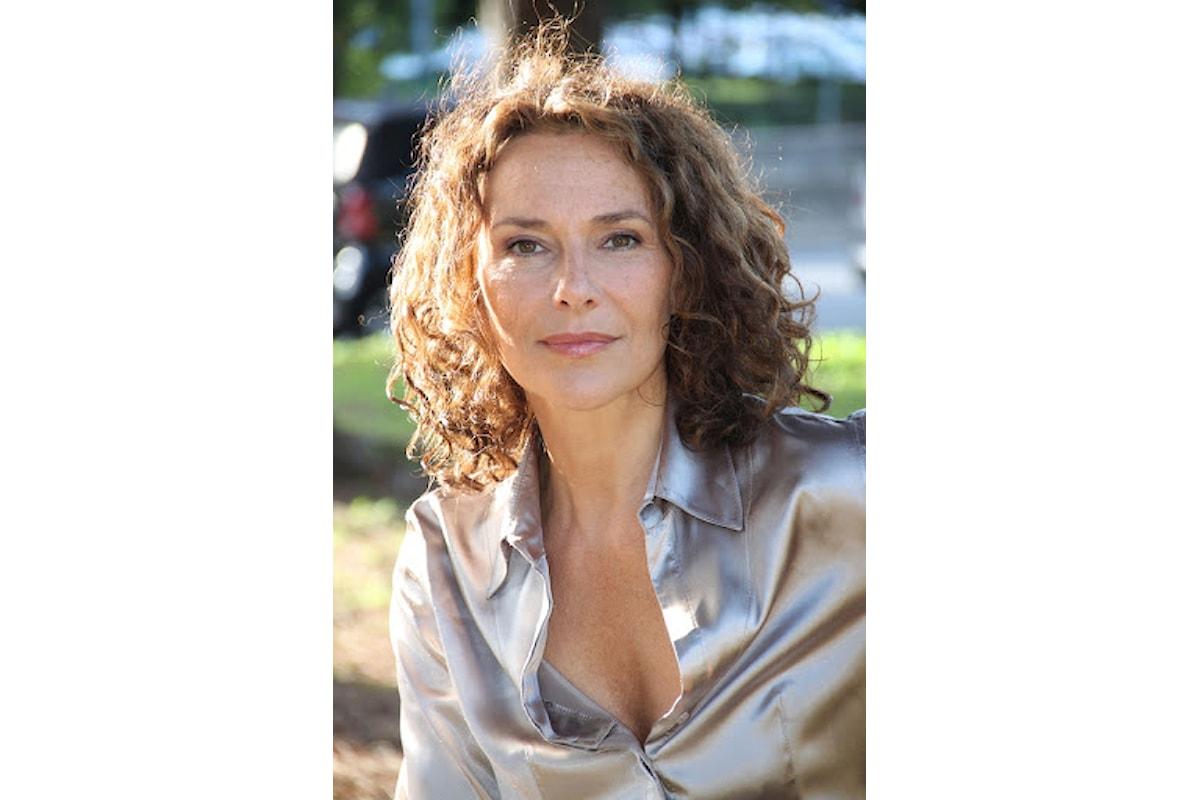 VALERIA CAVALLI, l'attrice protagonista in televisione