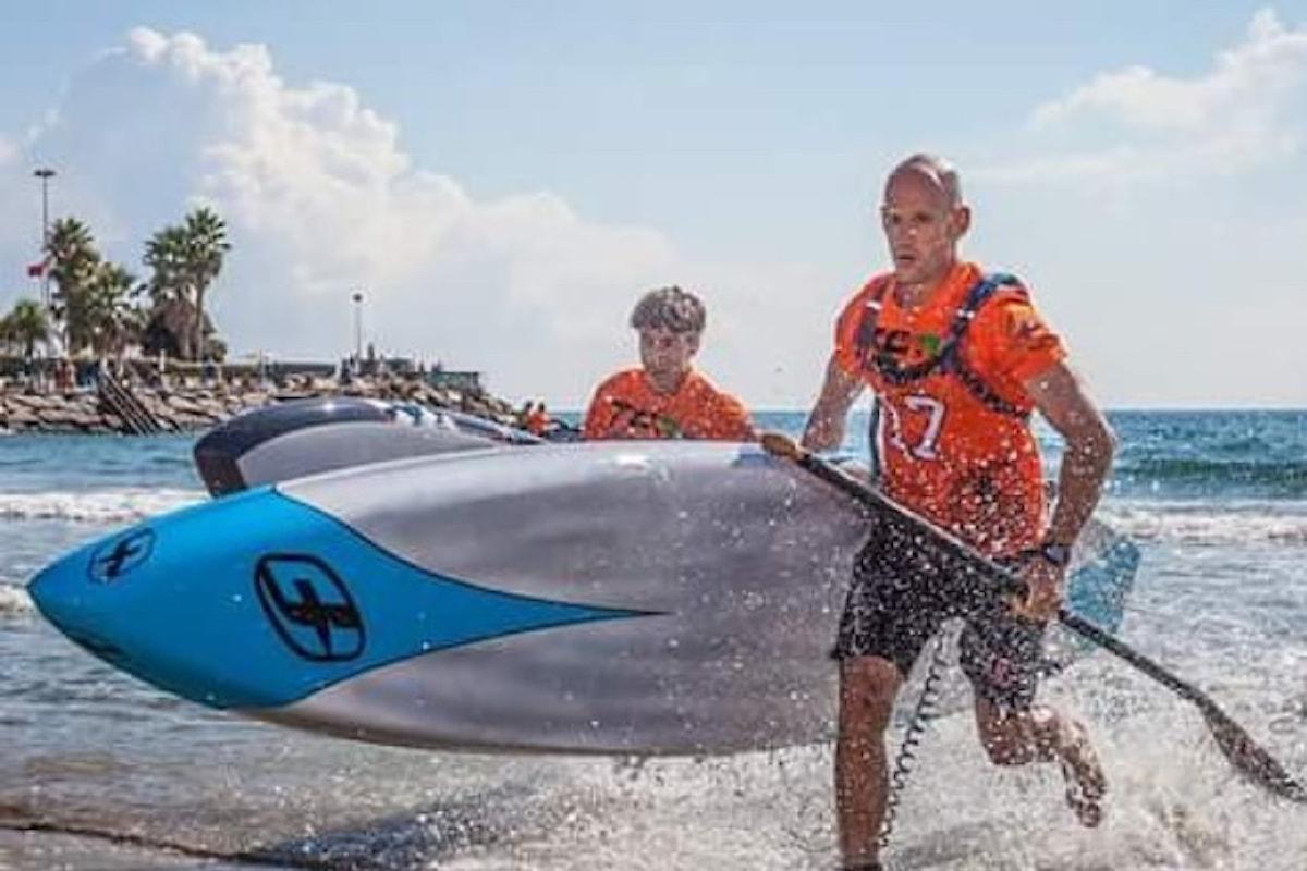 Gli dei dormono? Nicola Zamuner, campione mondiale del Kayak