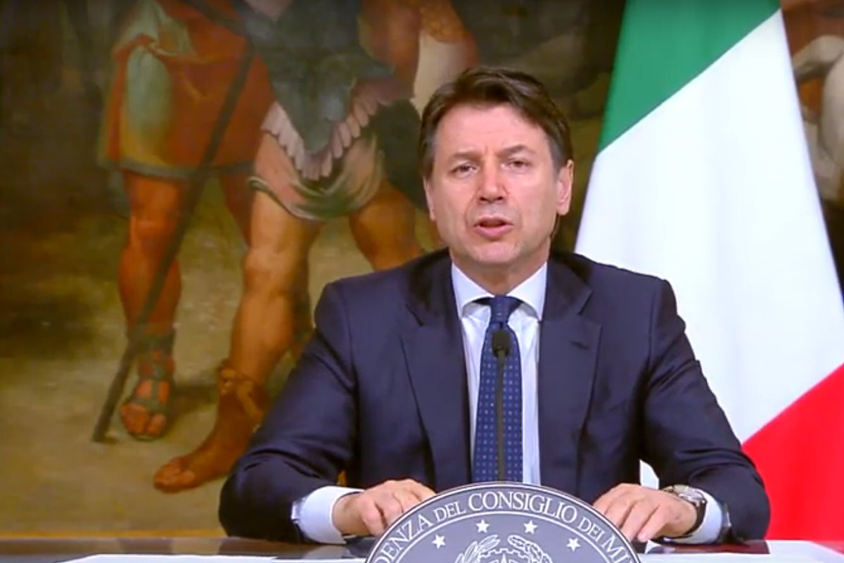 Conte ha confermato quello che già sapevamo: il regime di quarantena è stato esteso fino al 13 aprile
