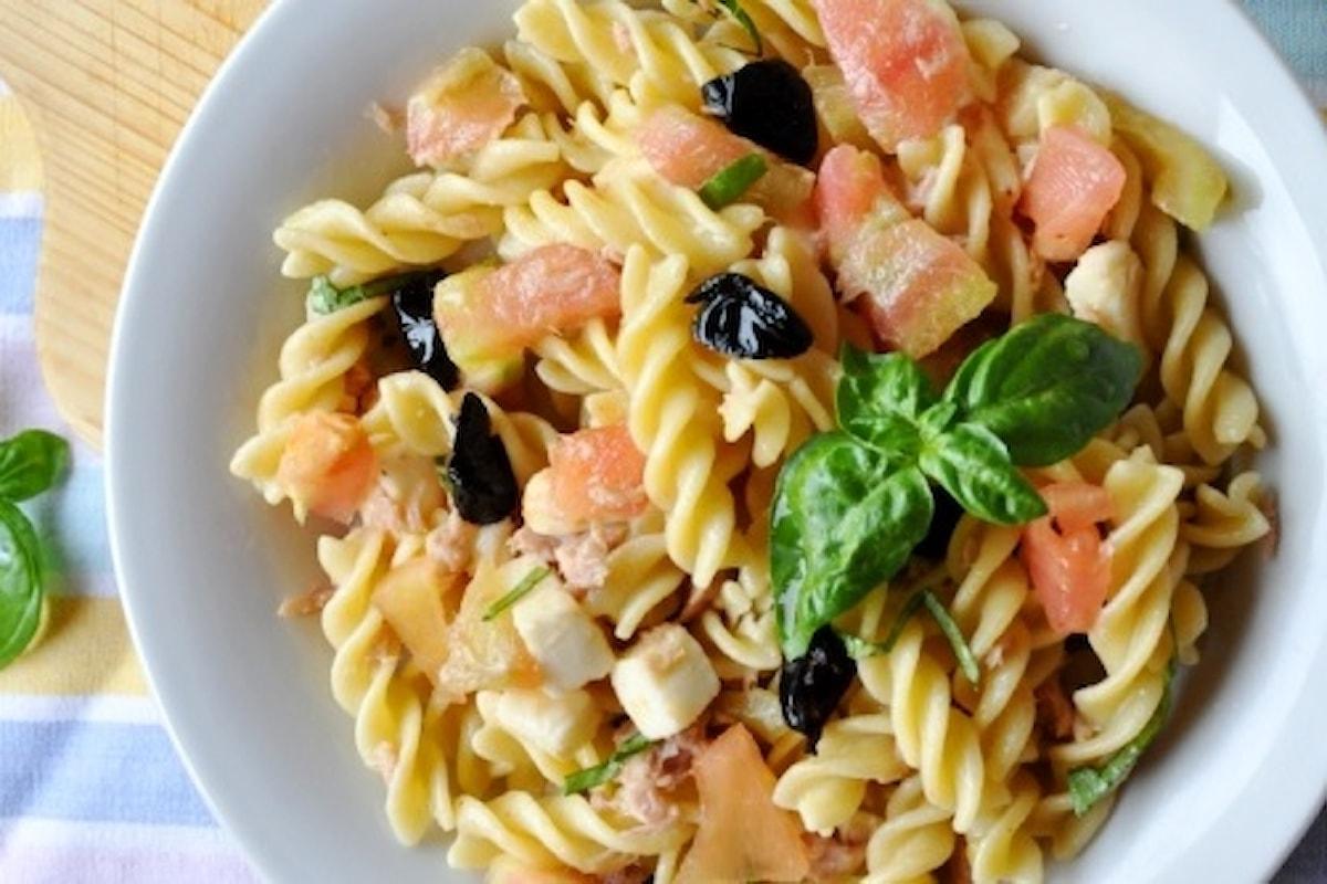 Pasta all'amalfitana - Ricetta senza #Glutine