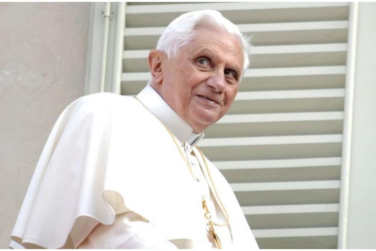 """Joseph Ratzinger: """"Nozze gay e aborto come l'Anticristo"""""""