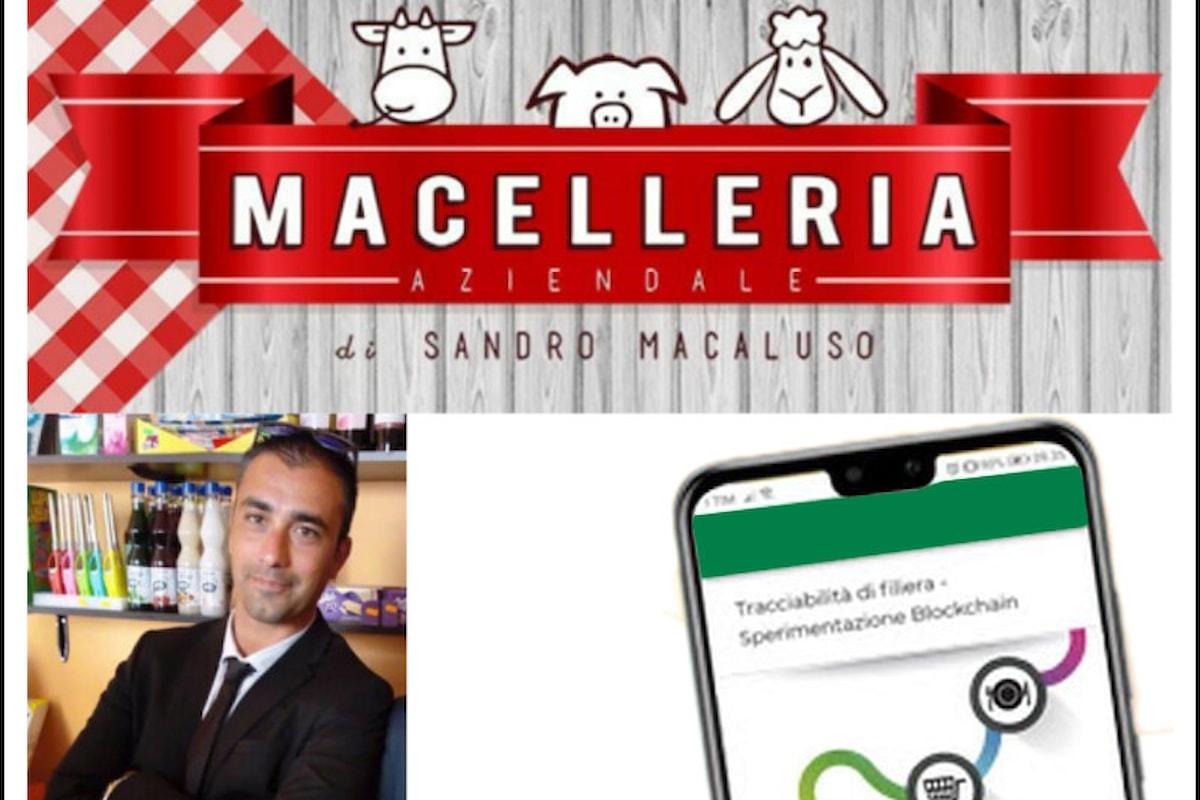 Blockchain nei Monti Sicani: il giovane Sandro alleva e certifica la filiera di produzione