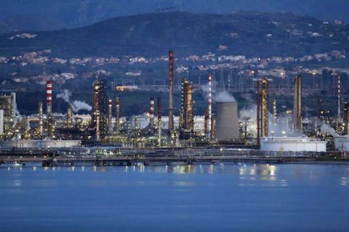 Milazzo (ME) – Si intensifica lo sciopero alla Raffineria