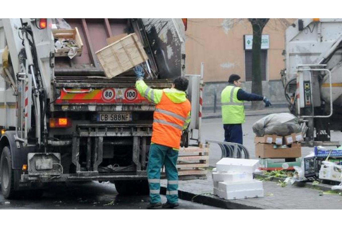Milazzo (ME) - Servizio igiene urbana, pubblicato avviso per periodo 1 luglio/30settembre