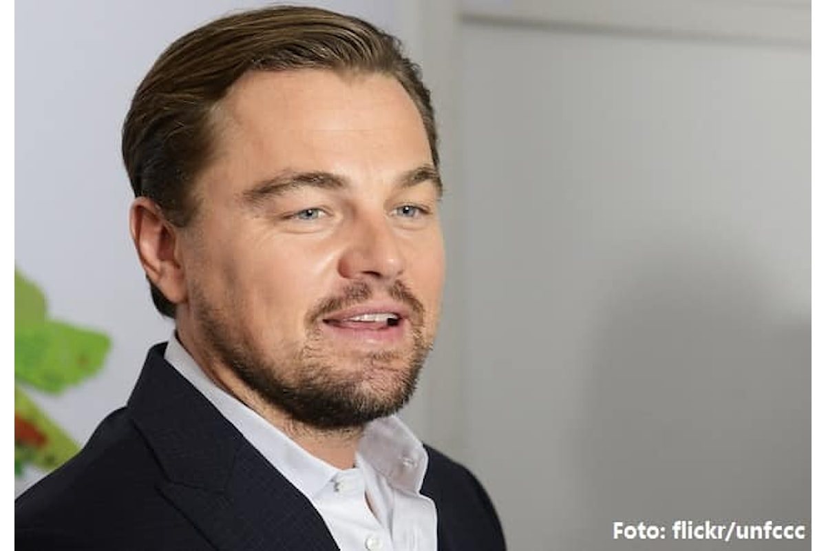Leonardo DiCaprio contribuisce ad una donazione di 2 milioni di dollari per il Virunga National Park