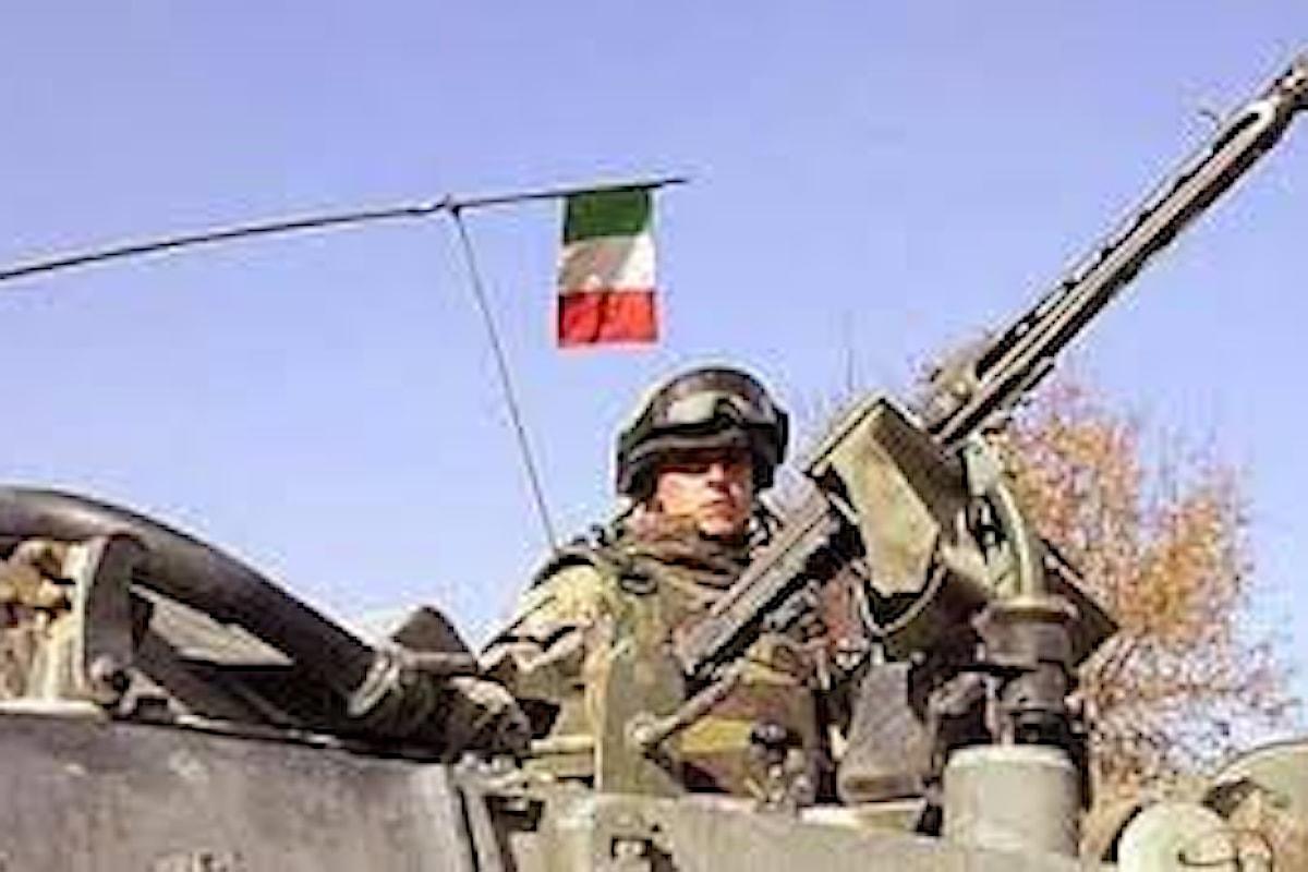 Libano: celebrato il primo matrimonio tra due militari italiani all'estero