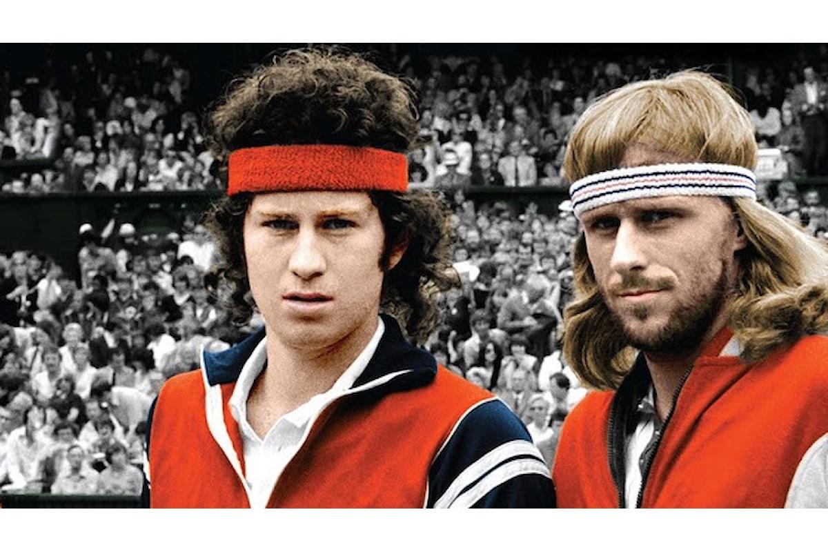 Borg-McEnroe e il tie-break infinito