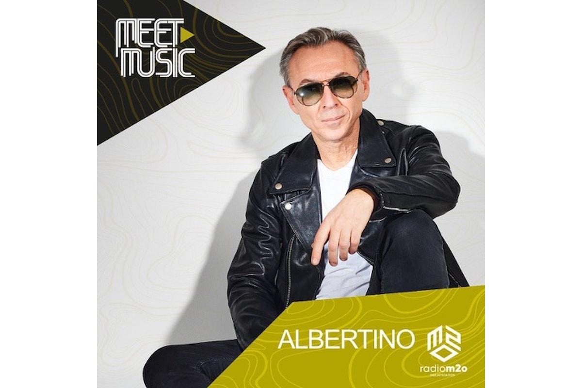 Albertino, Ralf e Federico Scavo tra i protagonisti di Meet Music Live Online