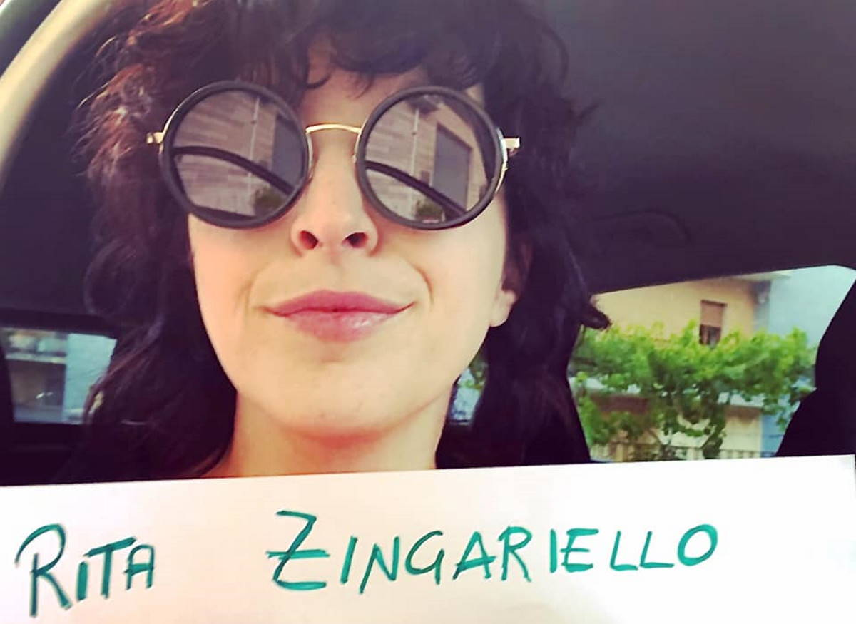 """RITA ZINGARIELLO: """"RISALIRE"""" è il brano della cantautrice pugliese che lancia un messaggio di rinascita e speranza"""