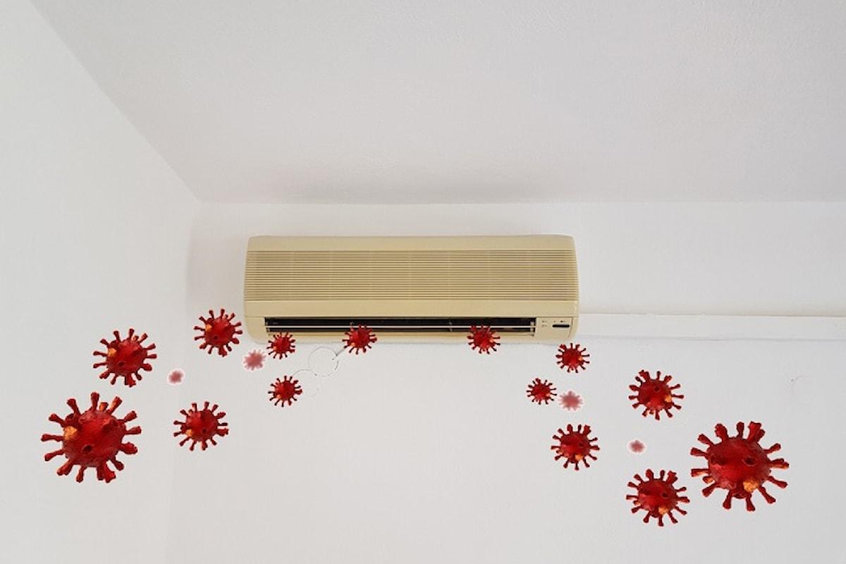Covid 19: come usare l'aria condizionata