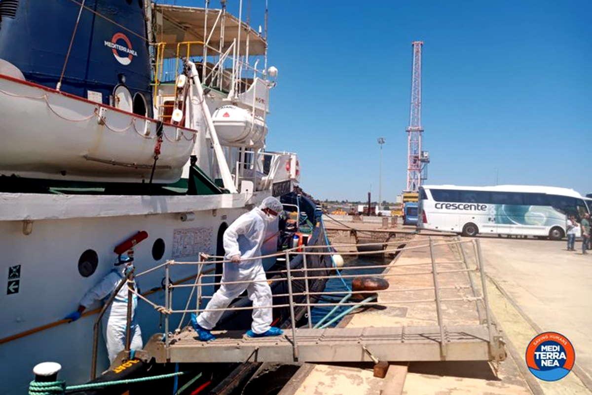 Le ultime dal fronte del Mediterraneo centrale al 1 luglio