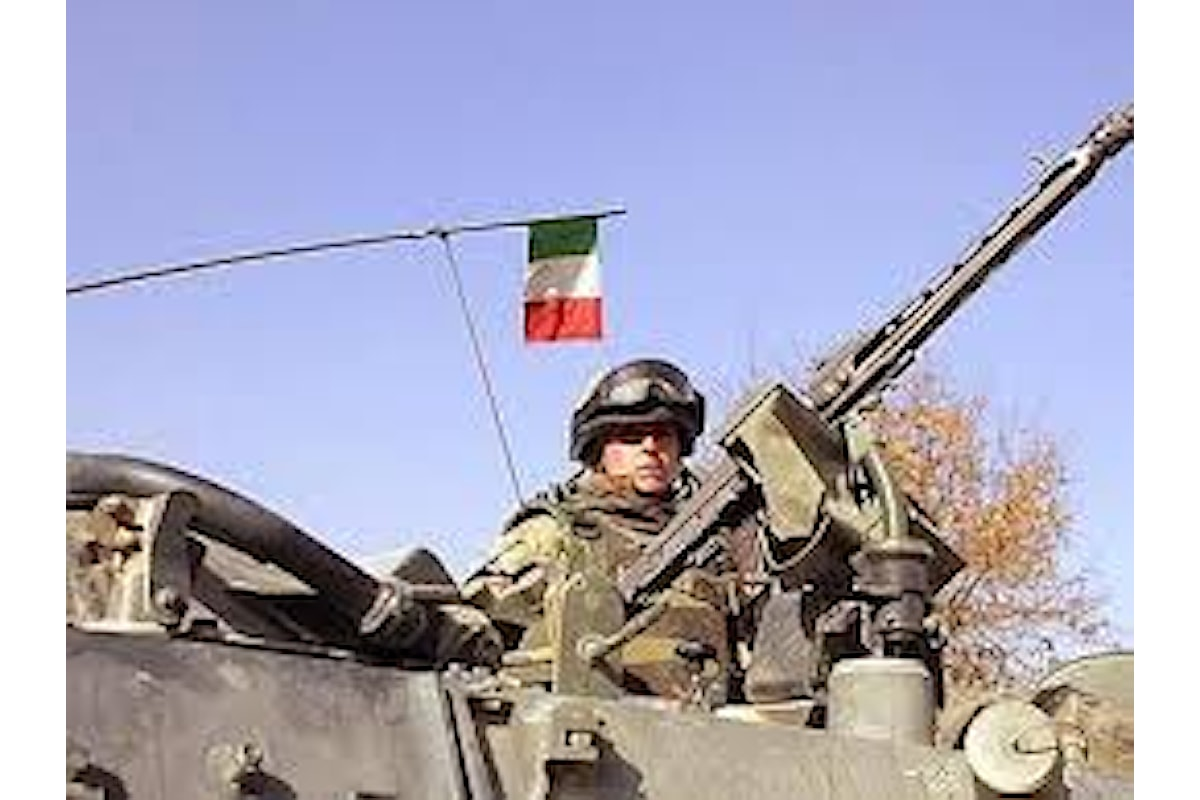 Foggia: i militari del 21° Reggimento Artiglieria sanificano la Casa Circondariale