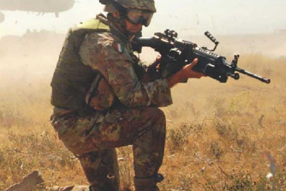 Carpegna: i Paracadutisti del 183° Nembo portano a termine intenso addestramento