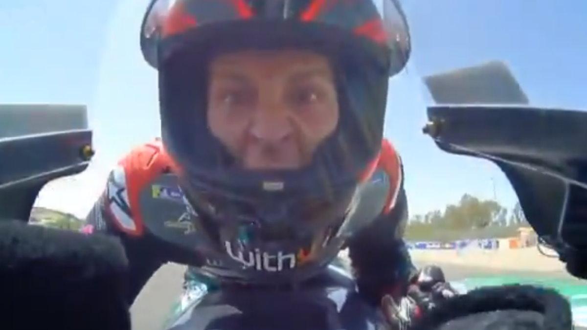 MotoGP, va a Quartararo la vittoria nel GP di Spagna, la prima in carriera. Grave infortunio a Marquez