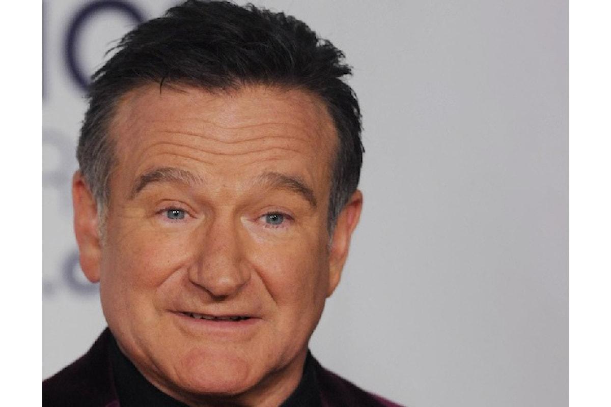 Robin Williams ha visto se stesso disintegrarsi