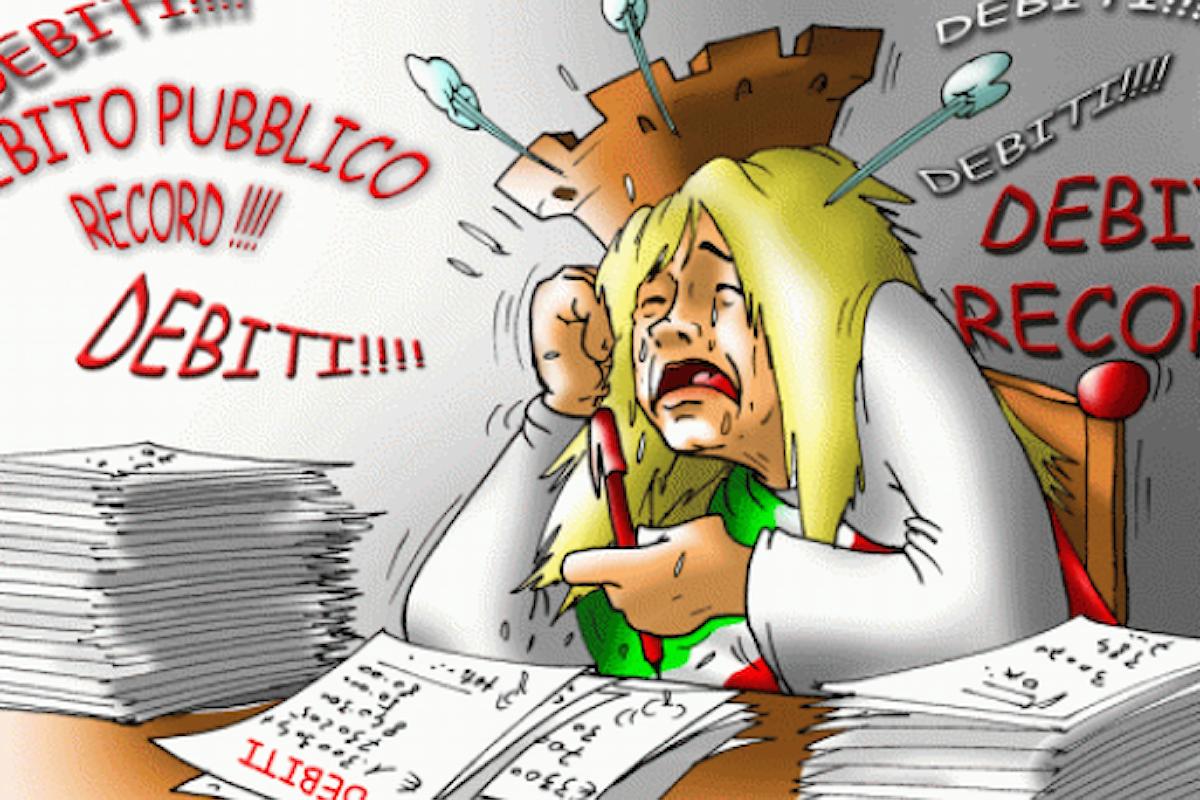 Bankitalia, indebitamento pubblico record a giugno 2020