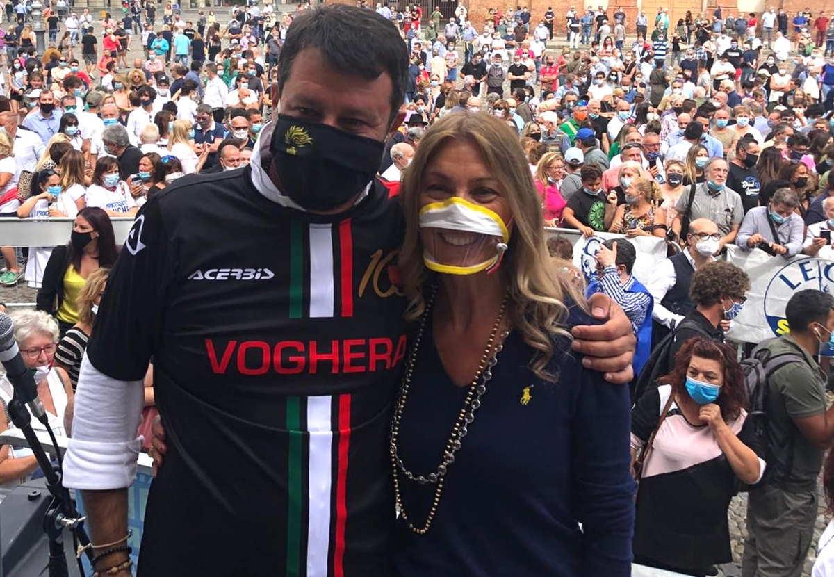 Matteo Salvini, praticamente un quasi neo Savonarola