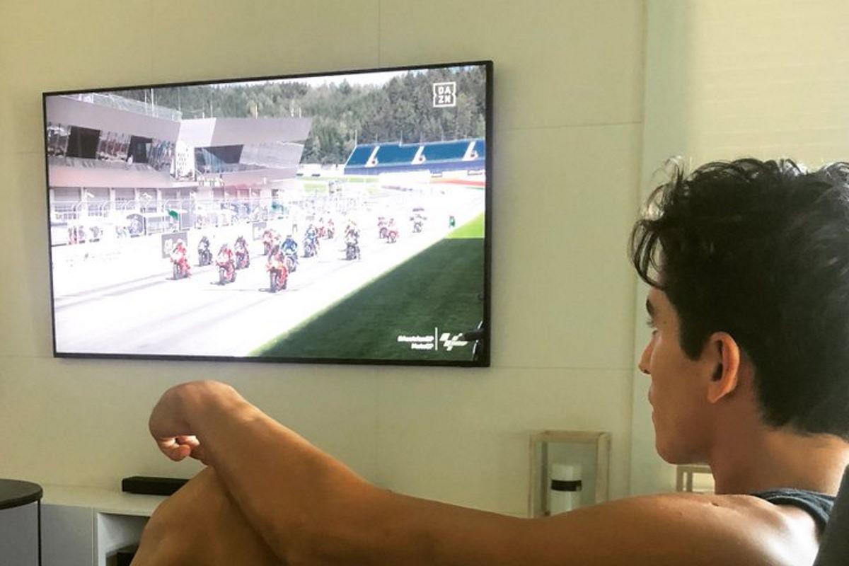 MotoGP, stagione finita per Marc Marquez