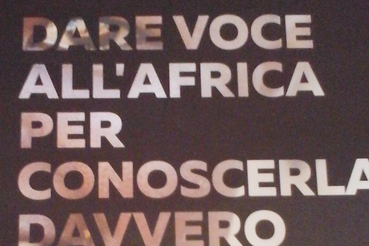 Silvia Busacca l'Africa ha bisogno di noi per combattere il Covid